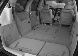 Interior Kia Sedona 2006 Kia Sedona Gets Five Stars Nhtsa Safety Rating