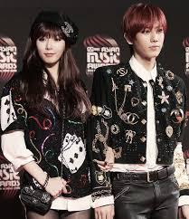 k pop js hyuna trouble maker photoshoot trouble maker duo dating