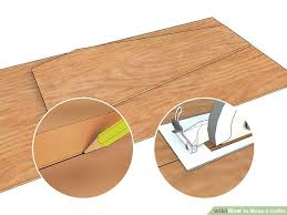 How To Build A Wooden Table Top Jump by How To Make A Coffin 9 Steps With Pictures Wikihow