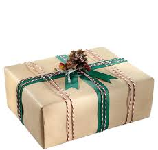 wrapping paper box christmas kraft wrapping paper ideas