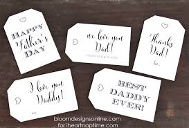 happy fathers day gifts s day gift tags i heart nap time