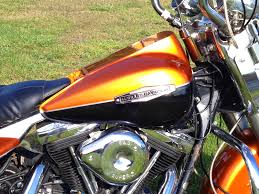 66 auto color harley davidson amber whiskey