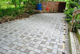 Installing Patio Pavers On Sand How To Build A Paver Patio It S Done House