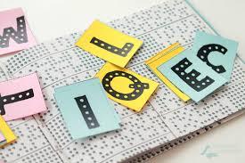 preschool stem activities with ada s ideas number punch cards for preschool stem activities