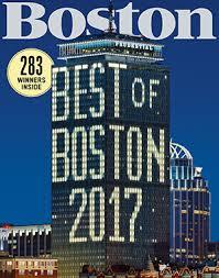 best of boston magazine