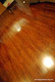 use windex multi surface cleaner to hardwood floors and