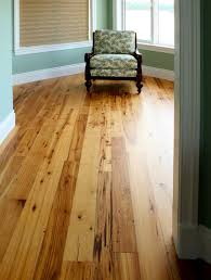 reclaimed hickory hardwood flooring traditional bedroom