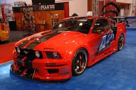mustang 2005 kit apr performance announces widebody kit for 2005 2009 mustangs