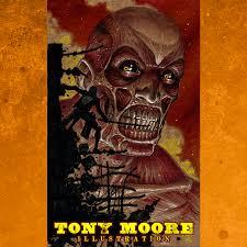 sketch of the day attack on titan u2014 colonel tony moore