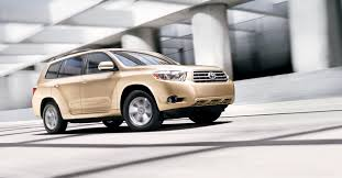 4 cylinder toyota highlander used toyota highlander for sale by owner buy cheap pre owned suv