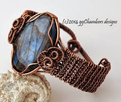 weave wire bracelet images Wire rapper what the heck is a soumak weave jpg
