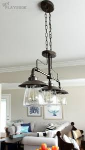 Dining Room Light Fixtures Lowes by Let There Be Light Dining Room Table Industrial And Lights