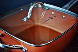 theresa u0027s mixed nuts copper chef cookware helps you cook without