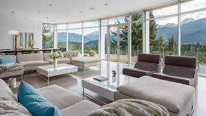 whistler luxury homes and whistler luxury real estate property modern mountain luxury