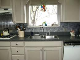 paint kitchen backsplash kitchen metal kitchen backsplash ideas drop gorgeous metallic