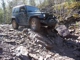 jeep rock crawler flex iron range offroad minnesota u0027s only off road training
