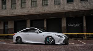 bagged lexus is250 bagged lexus rc350 velgen wheels madwhips
