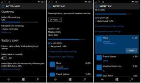 windows 10 mobile lumia battery life tips prolong u0026 improve