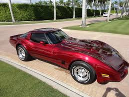 classic 1980 chevrolet corvette new custom candy paint southern
