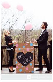 gender reveal balloons in a box paint gender reveal box the magic brush