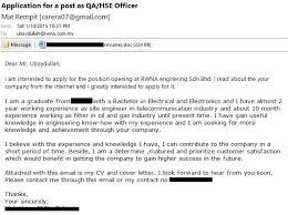 cara membuat resume kerja yang betul ibnkhayr tips memohon kerja melalui e mail