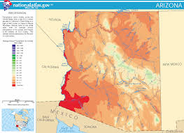 Mexico Precipitation Map by File Map Of Arizona Precipitation Na Png Wikimedia Commons