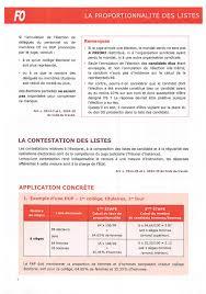 calcul repartition sieges elections professionnelles la proportionnalite des listes aux élections professionnelles pdf