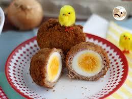 cuisine ecossaise scotch eggs œufs panés à l écossaise recette cuisine écossaise