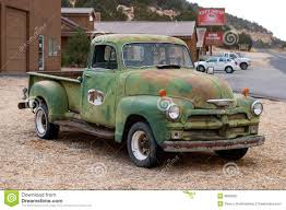 vintage pick up truck stock photo image of horizontal 8606290