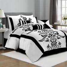 California King Black Comforter Cal King Comforter Set Ebay