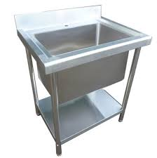 Deep Stainless Sink Secondhand Catering Equipment Single Sinks Brand New Stainless