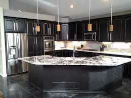 Modernize Kitchen Cabinets Black Can Be A Great Color To Modernize A Kitchen And Add