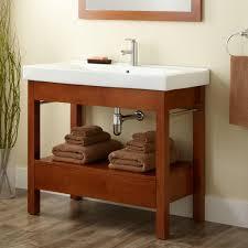 Maple Bathroom Vanity by 40