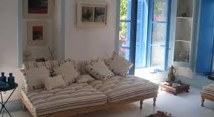 casa rossa sofa la casa rossa upstairs kastellorizo book bed