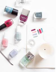 8 nail polishes shades that are flattering on pale skin u2014 from roses
