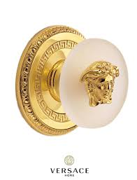 Versace Home Decor by Versace Door Knob Decadent Things That I Want Pinterest