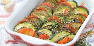 cuisine de provence tian aux herbes de provence facile et pas cher recette sur