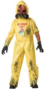 scary costumes for kids hazmat hazard scary kids costume costumes