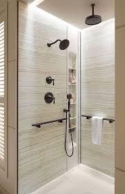 kohler bathroom ideas kohler s choreograph shower wall accessory collection is a