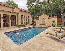 Pool Designs For Backyards Awesome Pool Fence Design Ideas