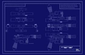 han dl 44 blueprints