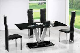 Contemporary Dining Room Sets A For Big And Small Space Sandcorenet Modern Modern Dining Room