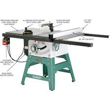 who makes the best table saw grizzly g0661 review contractor table saw