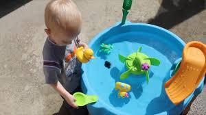 Step2 Duck Pond Water Table столик для игр с водой весёлые утята Step2 Duck Pond Water Table