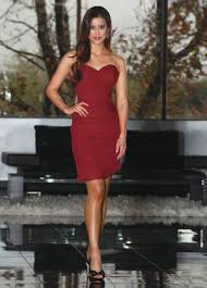 35 best painting the town red red bridesmaid dresses cranberry