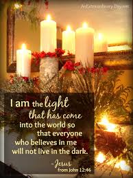 i am the light that has come merry an extraordinary day