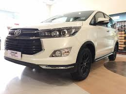 toyota website india toyota innova touring sport launched from rs 17 79 lakh hd pics