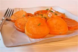 cinnamon orange glazed sweet potatoes ingredientsinc net