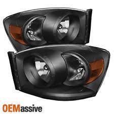 2006 dodge ram 2500 headlight bulb 2006 dodge ram headlights ebay