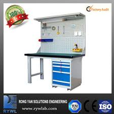 Industrial Work Table by China Factory Iso Esd Work Table Electronic Workbench Industrial